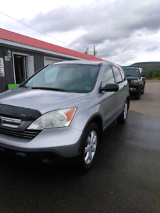 2008 Honda CRV (Sussex)call me, lets make a deal