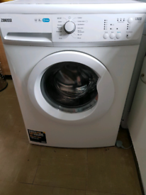 ZANUSSI Washing Machine 8KG 🚛 Delivery Available