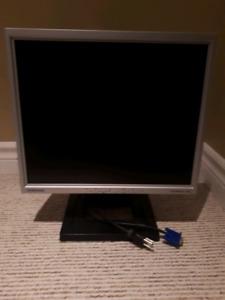 Samsung 17 inch monitor SyncMaster 172N