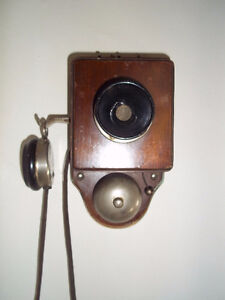 Collectible antique phone