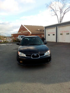 2007 SUBARU IMPREZA HATCH AUTO LOADED ONLY $3371