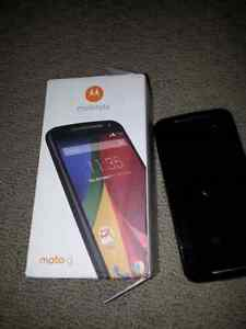 Moto g 2nd Gen. Price negotiable.