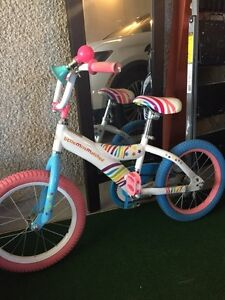 "16"" Colourful Girl's Bike in Very Good Condition"