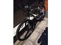 Saracen push bike