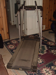 Proform 495 LS Crosswalk treadmill