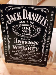 Large! Jack Daniel's - Old No. 7 Brand - Tennessee Sour Mash Wh