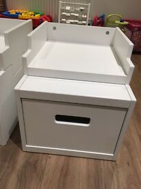 Great little trading company northcote drawer unit, like new! RRP £90