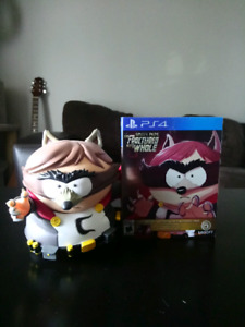 South Park fractured but whole collectors edition