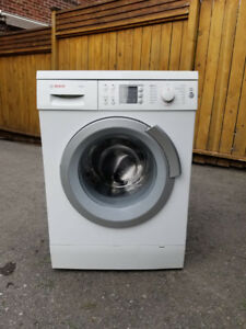 "Great condition BOSCH 24"" Washer Axxis"