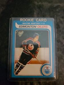 WAYNE GRETZKY 1979 #18 O-Pee-Chee ROOKIE