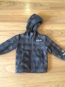 McKinley Softshell jacket size 4