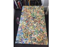 Marvel coffee table