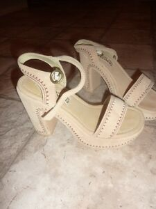 New Size 5 High heeled Sandals for sale