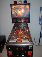 pinball tom cat F14