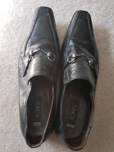 CNS brand 11 size men's shoes leather