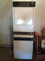 Hotpoint dryer and inglis washer