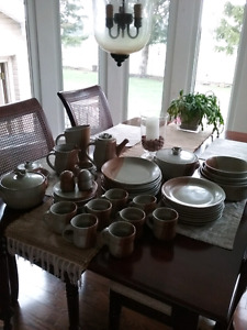 Pottery Dishes