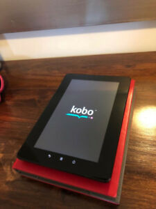 PERFECT CONDITION: Kobo Vox Tablet (E-reader)