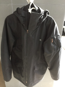 Oakley Lightweight Coat.  Like New Condition.  Men's Large