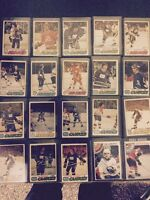 Old Hockey Cards 1977 & 78
