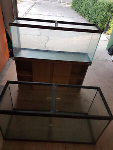 Large Fish Tanks - For Sale - Offers Accepted
