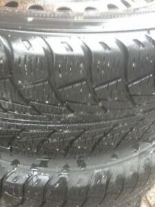 Snow Tires On Rims $ 250 obo