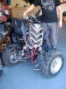 Looking for Yamaha 700 raptor in any condition
