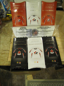 2006 Mcdonald's Olympic Jersey set(6) w/stand NIP Lower thanEbay