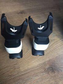 Bugaboo adapter for maxi cosi car seat