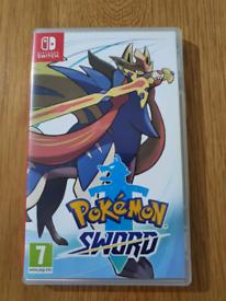 Pokemon Sword - Switch Game