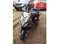 Yamaha Aerox 50cc - 2015 / 65 Plate
