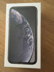 Iphone Xr 64GB - Black BNIB Sealed
