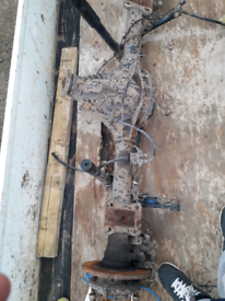 Transit axle | Parts for Sale - Gumtree