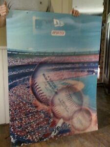 Baseball Champ 3D picture poster HUGE Moving lenticular London Ontario image 5