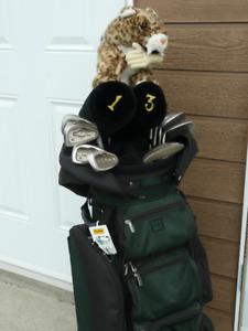 sac golf femme droitiere