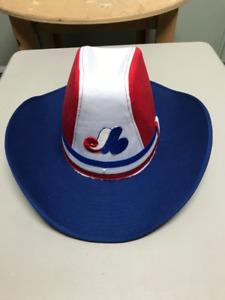 Chapeau des Expo de Montréal