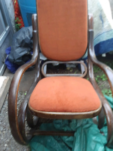 Great shape rocking chair