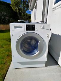 CDA integrated washing machine