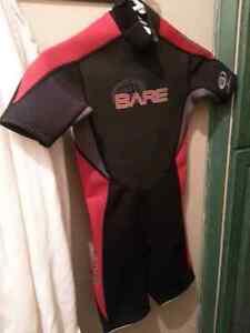 Habit isothermique / wet suit