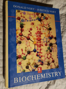 Biochemistry Textbook (Voet and Voet, 3rd Ed.)