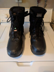 Original SWAT Steel Toe Boot  15 Wide