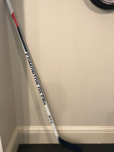 Edmonton Oilers Inaugural Season Hockey Stick Signed by Eberle