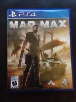 Trading Mad Max PS4 for Assassins Creed Syndicate PS4 or Sell