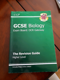 CGP GCSE Biology Revision Guide