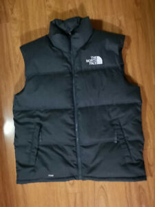 The North Face Vest - Grey - XL