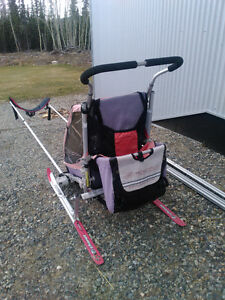Chariot Cougar with parts Stroller