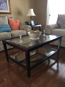 3 Tables D'ppoint - 3 Coffee Tables & End Tables Set