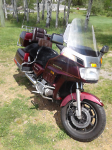 1985 Goldwing Motorcycle