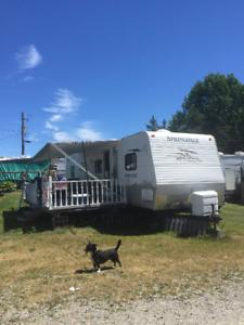 30 foot Springdale travel trailer