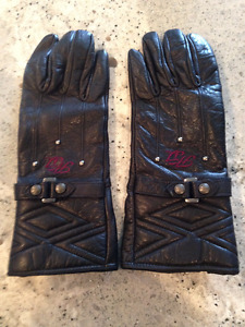 Women's Harley Davidson Riding Gloves